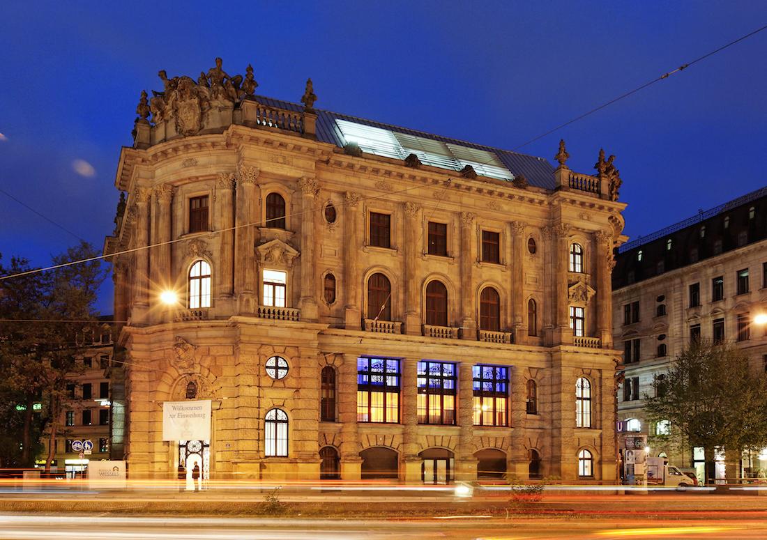 München, Alte Börse, Lenbachplatz - Reiss & Co.