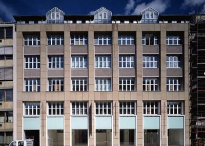 Stuttgart, Friedrichstraße