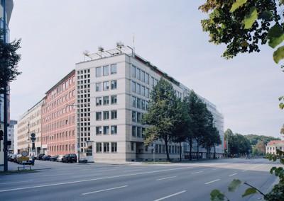 München, Refurbishment, Prinzregentenstraße