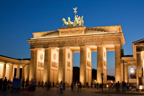 Berlin, Hertzallee Wichtige Pressemeldung