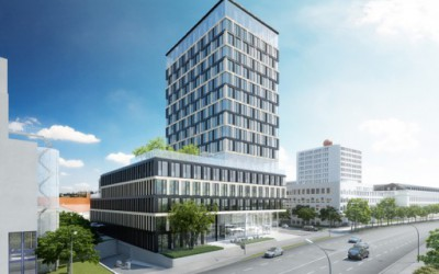 Vermietung der 10. Etage des HIGHRISE one an CTT Computertechnik AG