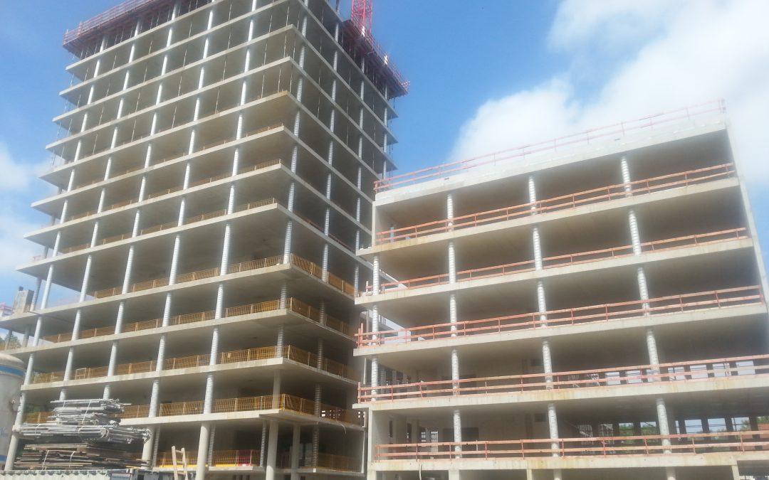 Aktueller Stand – Baufortschritt und Vermietung – August 2016