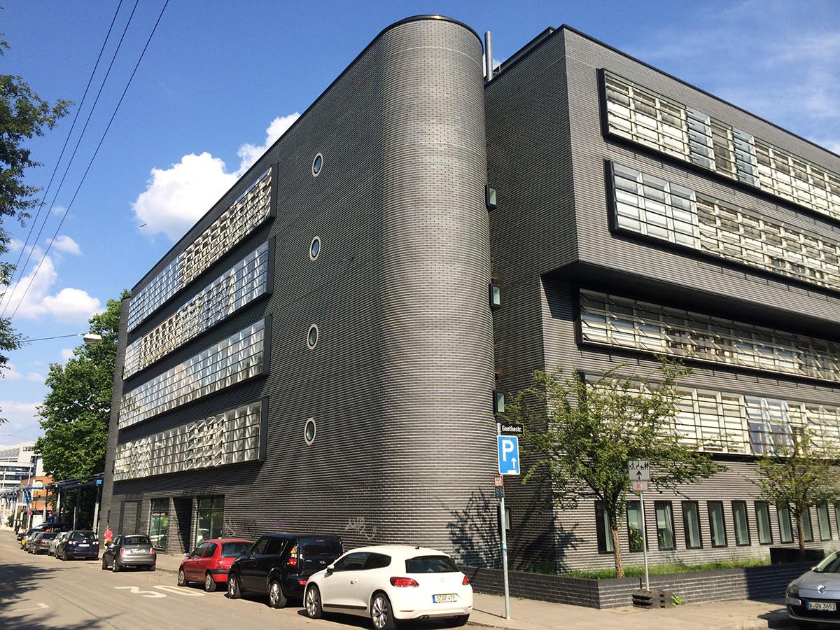Stuttgart, Kriegsbergstraße/Goethestraße