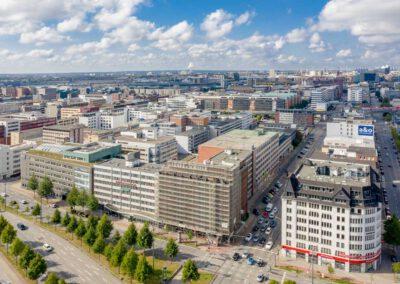 """Hamburg, Kontorhaus """"Leder-Schüler-Höfe"""""""